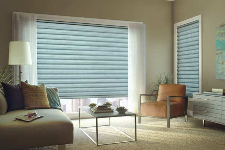 Solera® Soft Shades with Luminette® Privacy Sheers