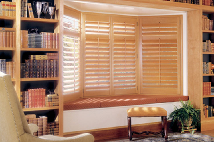 Palm Beach Polysatin Shutters in Middletown