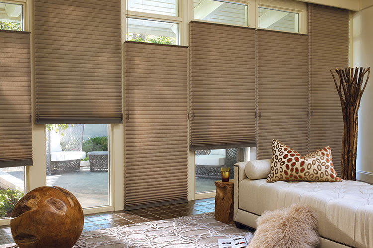 Duette Architella Honeycomb Shades in Middletown