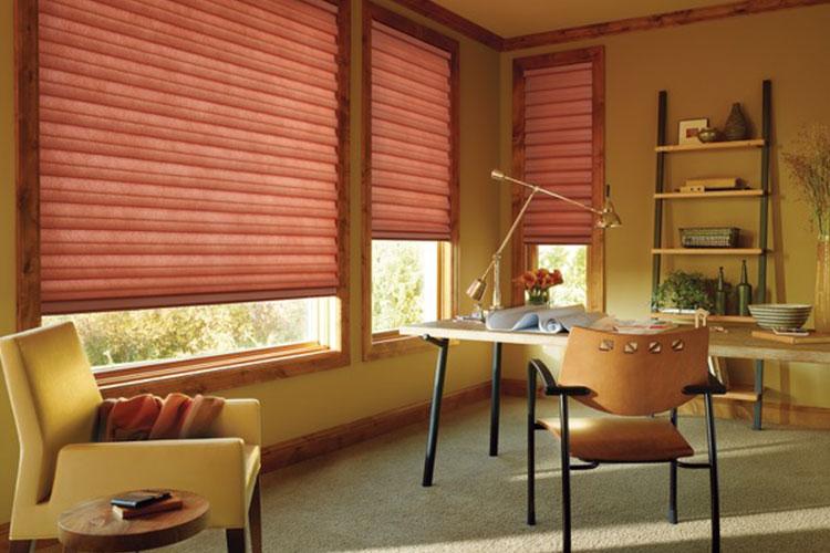 Modern Roman Shades for Living Rooms in Middletown