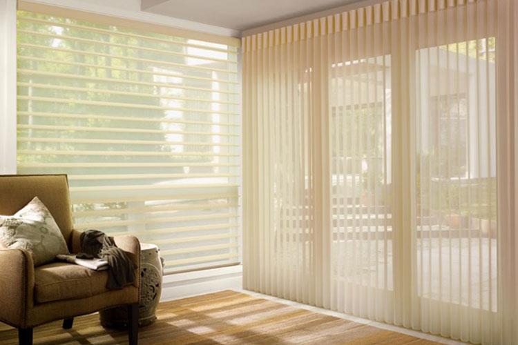 Silhouette® Window Shadings & Luminette® Privacy Sheers