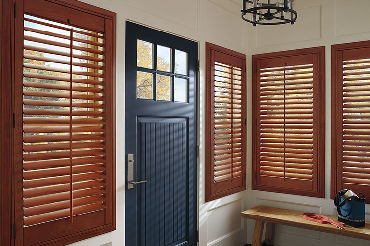 Heritance Handcrafted Series Shutters in Middletown