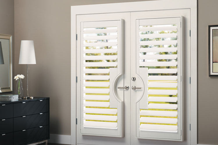 Palm Beach® Polysatin Shutters