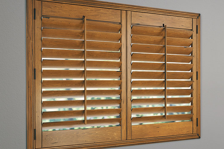 Hunter Douglas Interior Shutters in Middletown