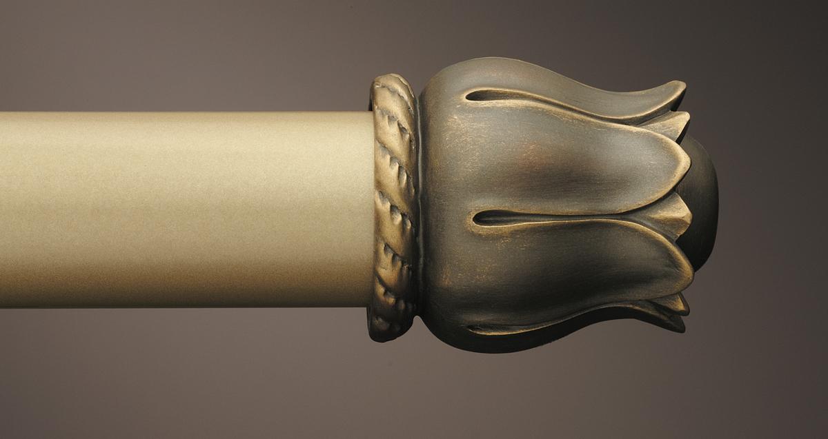 Drapery rods