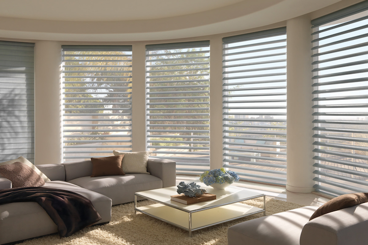 Pirouette® Hunter Douglas Blinds & Shades
