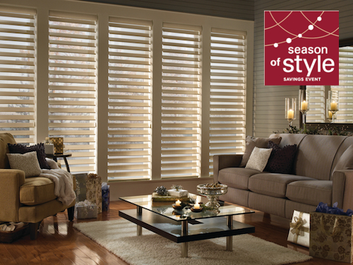 TWG Fabrics home store window blinds savings event