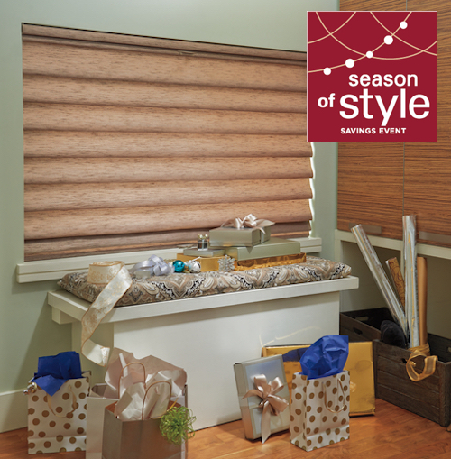 Modern Roman Shades at TWG Fabrics Home Store